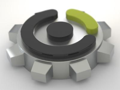 OpenCar SDK graphic gear opencar 3d modo icon