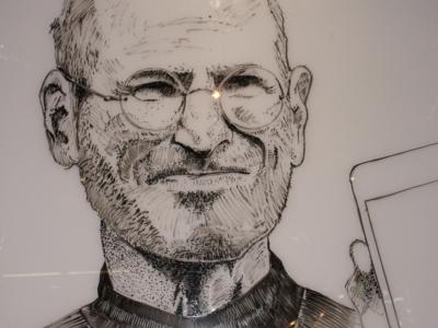 Steve Jobs Whiteboard whiteboard illustration sketch stevejobs