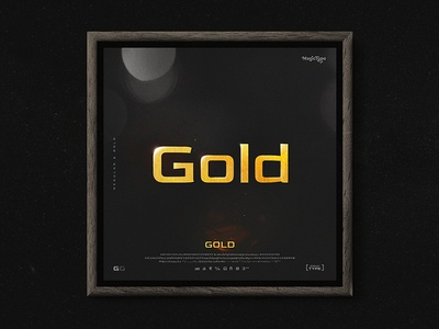Gold Typeface font latin display typeface sports science-fiction bollywood typography poster free download india