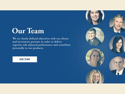 Pearlmark Team serif blue bios team