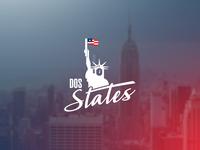 Dos States - Logo design