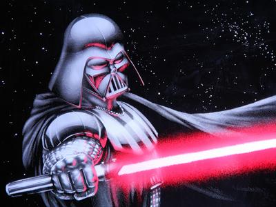 Darth Vader Edge Light