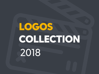My logos collection 2018