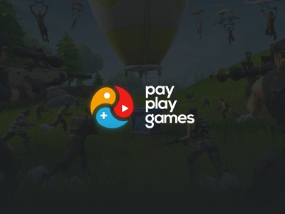 Payplaygames games pay play company business branding typography логотип font logotype mark creative logo