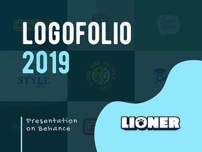 Logofolio 2019 identity brand creative portfolio logotype logo collection logos logofolio logo