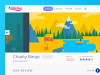 Bingo reviews website - Review detail