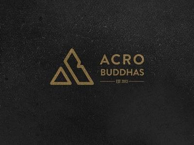 Acro Buddhas