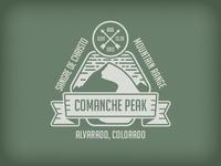 Comanche Peak Badge