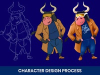 Cool Character Design