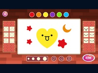 Smiley Shapes Game