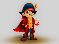 Pirate Character