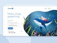 Illustration - linkedin