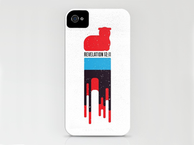 Revelation 12 iphone cover