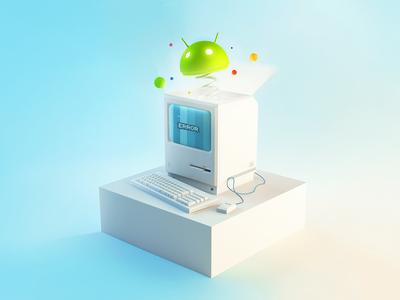 Q1 • 2019 photoshop blender 3d assistant chatbot oldschool google android apple illustration ios