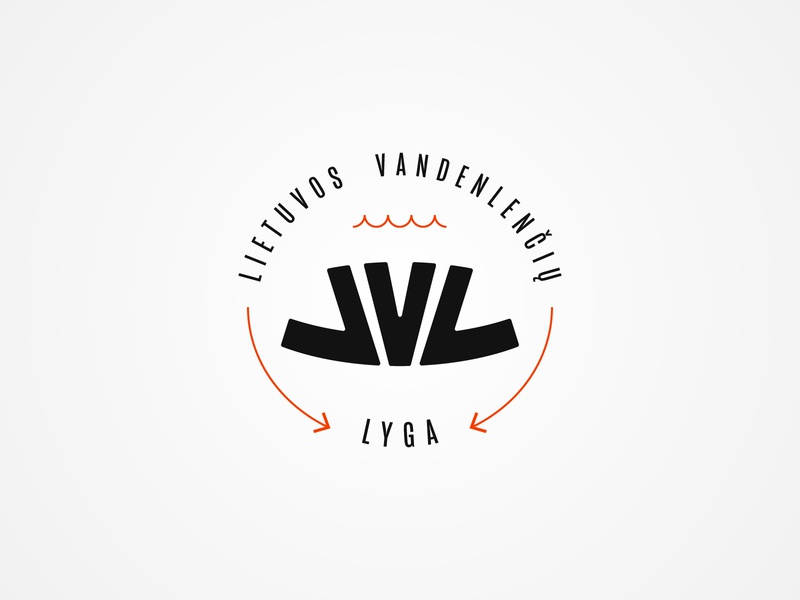 Lithuanian Wakeboard League badge waves logotype identitty sport branding cableboard cablesurf wakesurf national league league sport wake boards water extreme sport sports branding sports wakeboard extreme