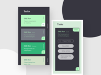 Task Reminder App Dark