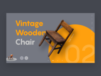 Chair Shop - Web Interface
