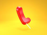L = Lollypop
