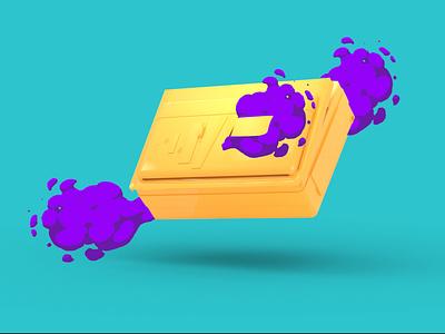 Still Frame -Create Magic Final mograph motiongraphics artist c4d 3d art 3d animation illustration digital art 2d