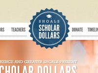 Shoals Scholar Dollars