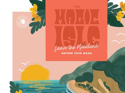 The Magic Isle