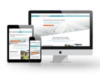 Diagonal Website Design for Nevada drug testing company