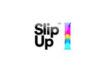 slipup sipup logo design