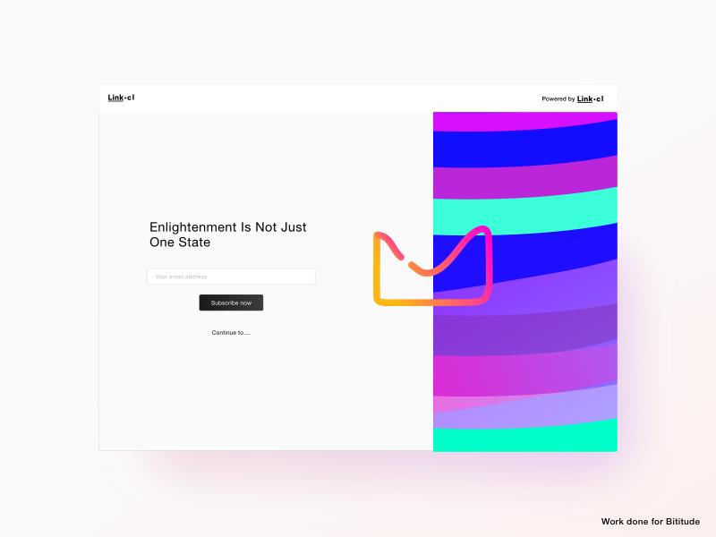 Newsletter  design cta page new dashboard web dribbble clean sketch illustration email design graphic newsletter