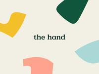 The Hand - Branding