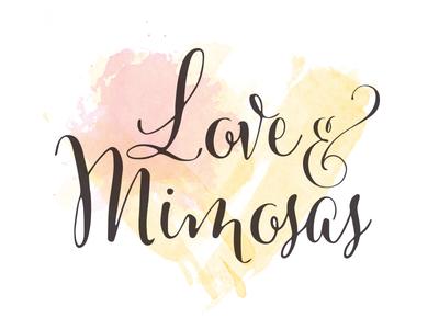 Love & Mimosas