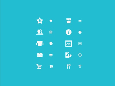 two type icon