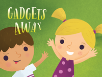 Gadgets Away Book Cover