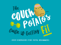 Couch Potato Book Cover #02