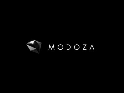 Modoza black diamond logo fashion store