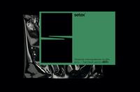 Setex dynamic identity corporate brutalism branding company developement building green identity letter logo