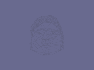Low Poly Face