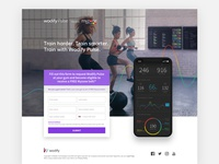 Wodify Pulse Referral Page