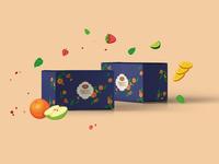 Packaging Design concept for Del Monte
