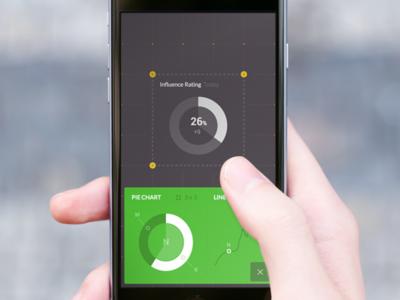 Dashboard building app