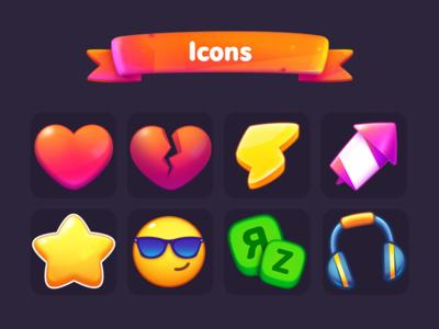 LingoLand Icons