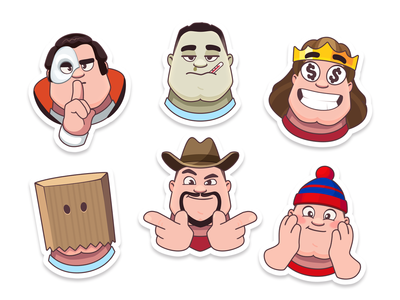 WordsApp Stickers