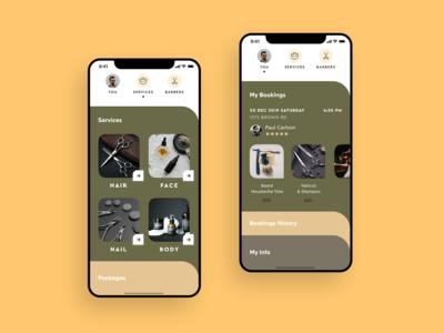 App for Barbershops