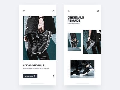 Adidas App cool grid adineue originals man blue shoes adidas