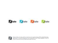 Xtate - crypto company iconic logo