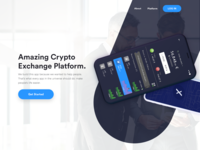 Crypto App Full View