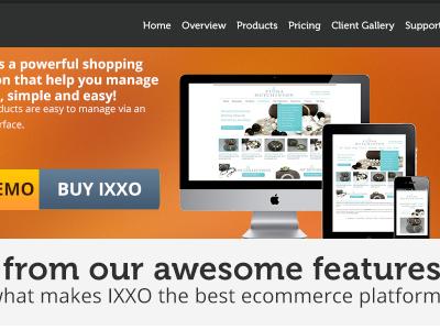 Ecommerce for WordPress ecommerce wordpress sales page responsive