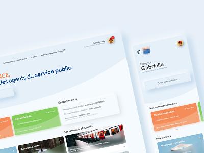 Design system corporate desktop mobile design system ui design uidesign art direction ui