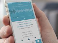 Music player Karoke app 2