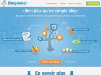Homepage blog4ever