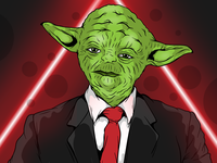 Yoda - Come to the Bank Side
